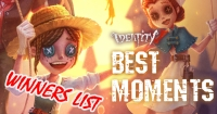 Best Moments' Contest Winners!