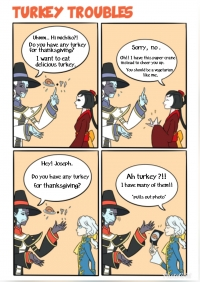 Finding Turkey