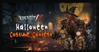 Halloween Costume Contest! (Rewards)