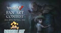 IDV Fan Art Contest Series Vol. 1 Winners!