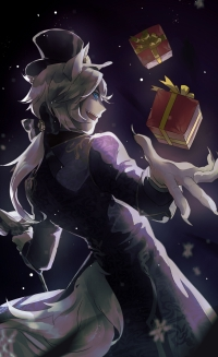 Present From Joseph.