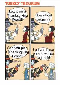 Thanksgiving Troubles