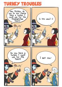 Thanksgivings Comic