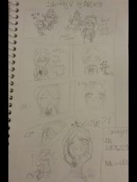 Identity V Comic =P