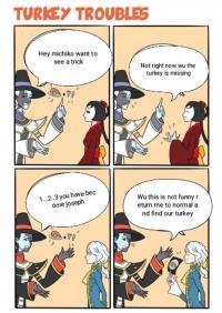 Turkey troubles